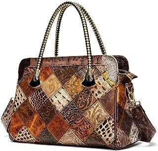vulture Echtleder Damenhandtasche Farbe Leder Nähte Umhängetasche Leder Damen Tasche