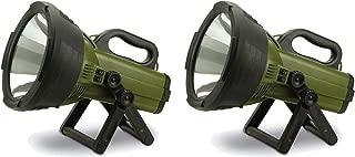 Cyclops Colossus 18M Candlepower 12V Handheld Hologen Spotlight, 2 Pack | C18MIL