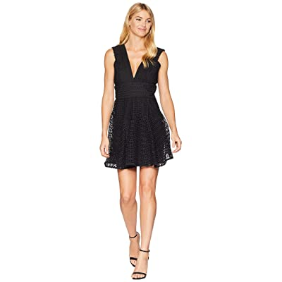 Bardot Lacey Dress (Black) Women
