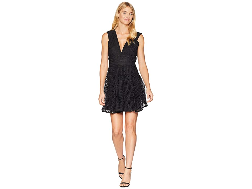 Bardot Lacey Dress (Black) Women