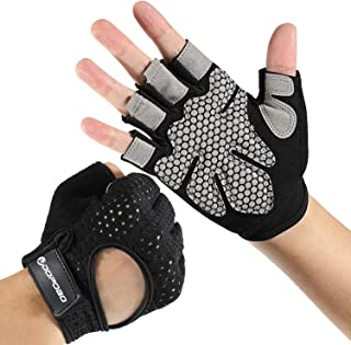Workout Gloves,  Weight Lifting Gloves : Men & Women Gym Glove Cycling Glove,  for Weightlifting,  Pull Up,  Dumbbell,  Cross Training,  Powerlifting,  Fitness Exercise,  WODs,  Crossfit,  Rowing,  Climbing