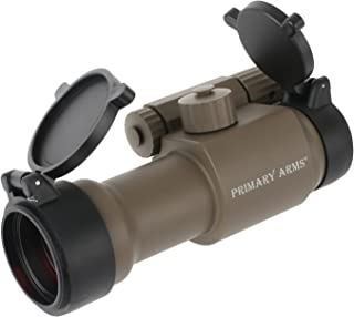 Primary Arms SLxZ Advanced 30mm Red Dot Sight - FDE