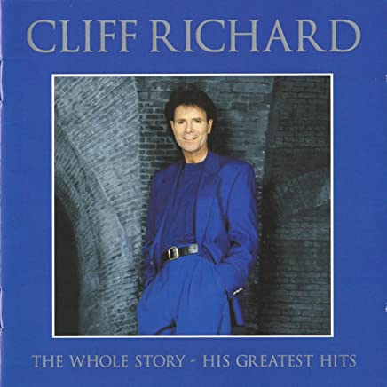 RICHARD. CLIFF - The whole story greatest hits