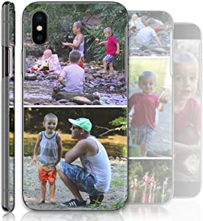 Personalized Cell Phone Case, Custom Photo Hard Cover for OnePlus 5T, Personalize with Image