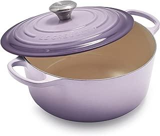 Le Creuset Signature Provence Enameled Cast Iron 7.25 Quart Round Dutch Oven