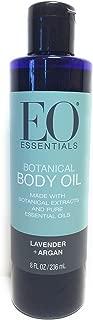 EO Essentials Botanical Body Oil Lavender & Argan