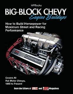 Big Block Chevy Engine BuildupsHP1484
