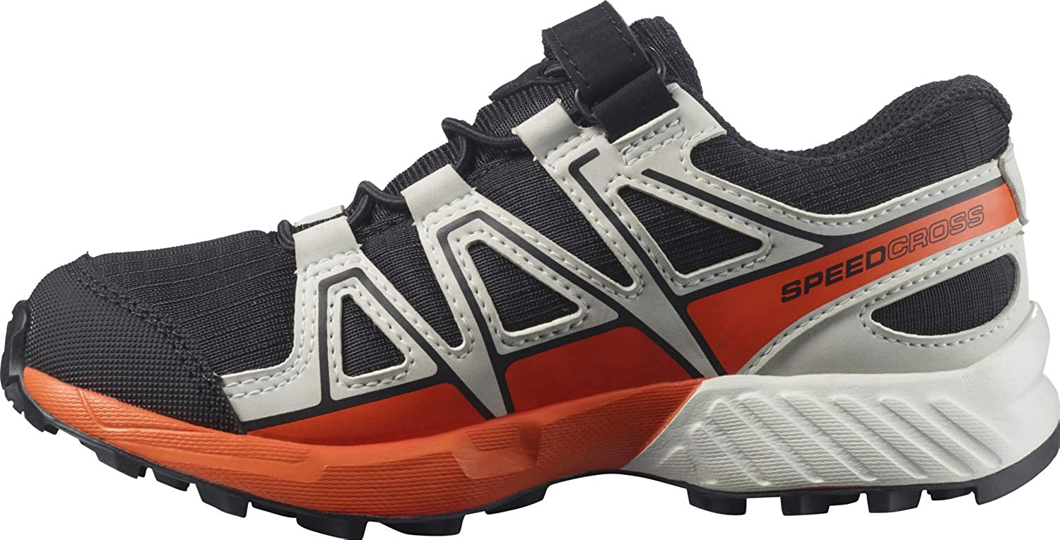 Salomon Speedcross ClimaSalomon Waterproof Trail Running Shoes With Easy Lacing For Kids