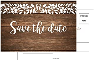 Best country save the date invitations Reviews