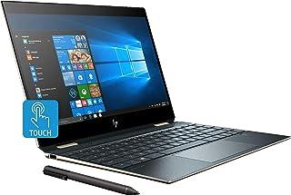 Hp Spectre x360 13-ap0xxx Gem Cut Ultra Thin (Intel Core i7-8565U 8th Gen,16 GB Ram DDR4, 512 GB SSD M.2, UHD 620, Total Graphic 8189 MB, Backlit En-Ar) Win 10, Turquoise