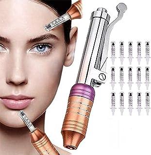 0.3ML Hyaluronic Injectie Pen Kit Professionele Beauty Atomizer Needle Free Pen Hogedrukzuur Guns Verstuiver Met 15 Ampull...