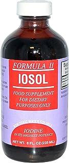 Iosol Formula Ii 8 fl oz Liquid