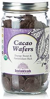 Imlak'esh Organics Cacao Wafers, 16-Ounce Jar