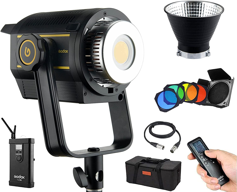 Godox VL150 150w Cheap SALE Start LED Lights 5600K Day CRI TLCI 95 f Light 96+ Our shop most popular