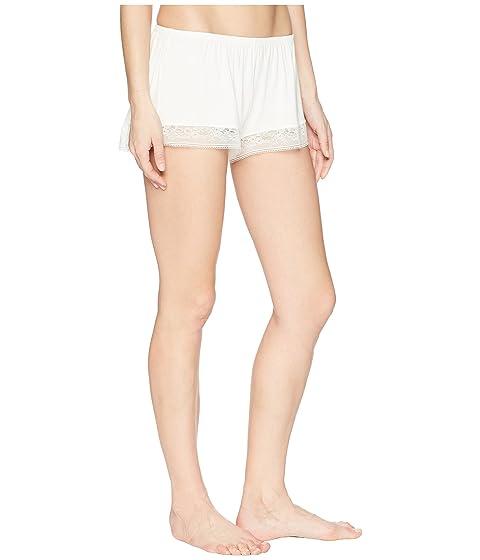 Ivory Adora Classic Shorts The Eberjey qXB1wI7