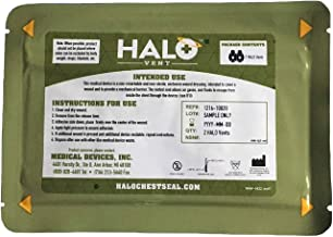 Halo Vent IFAK Chest Seal, 2 Per Package