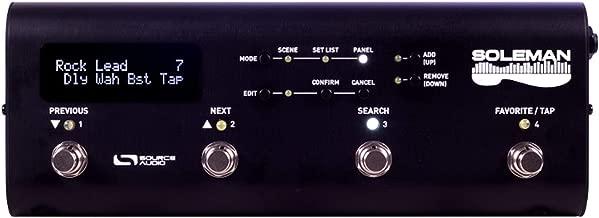 Source Audio Soleman Midi Controller Pedal