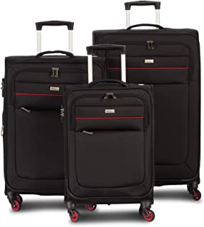 "Fabrizio Trolley 3er Set""District"" Luggage Set, 75 centimeters"