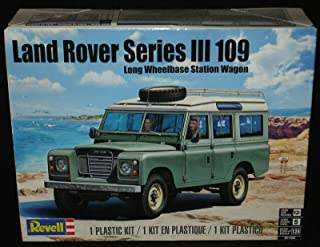 Revell 85-4498 1/24 Land Rover Series III - Kit de Modelos