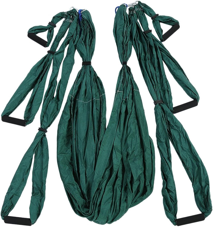 Indoor Reversal Aerial Yoga Hammock Yoga Swing Fitness Hammock Outdoor Parachute Fabric