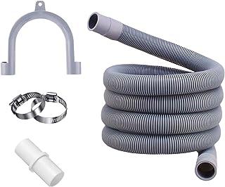 Flexible d'évacuation universel,Tuyau de vidange pour machine à laver,rallonge de tuyau pour lave-vaisselle,Rallonge de Tu...