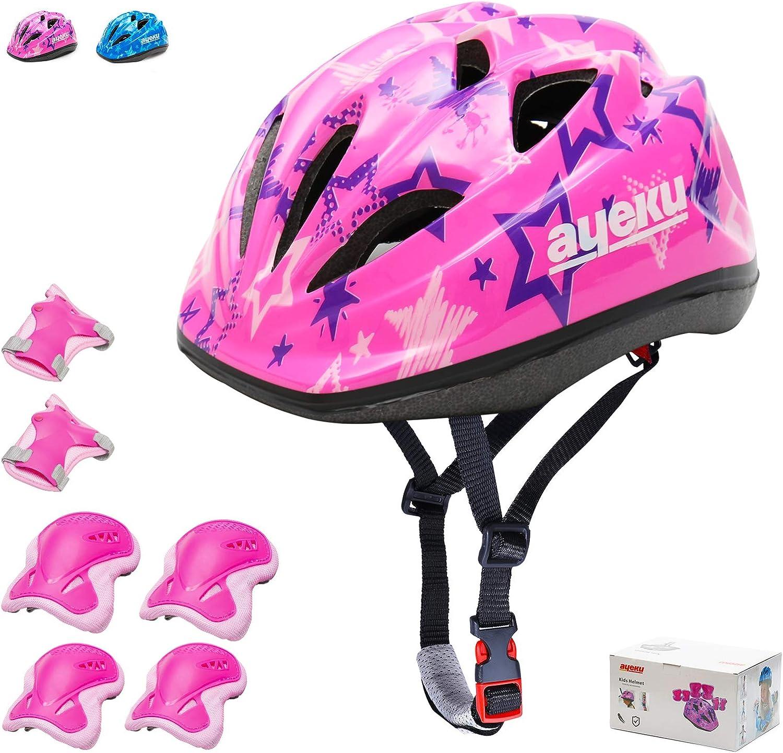 Kids Bike Helmet Skateboard Sports Protective Years discount Houston Mall 5-14