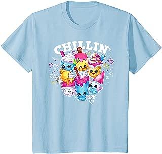 Kids Shopkins Friends Chillin T-shirt