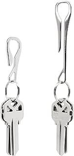 The Key Dangler Pack by KeySmart: Clip Your KeySmart to Anything (Comes with Key Dangler & Key Dangler XL)
