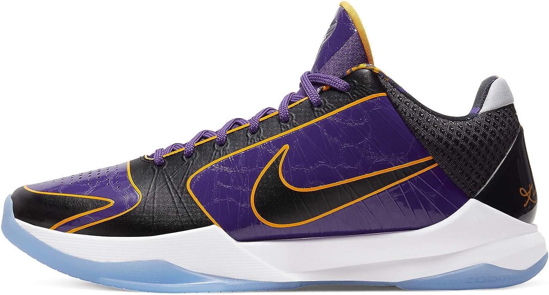 Amazon.com   Nike Kobe 5 Protro 5X Champ/Lakers Mens Cd4991 500 ...