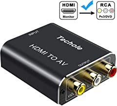 Best hdmi to rca stereo Reviews