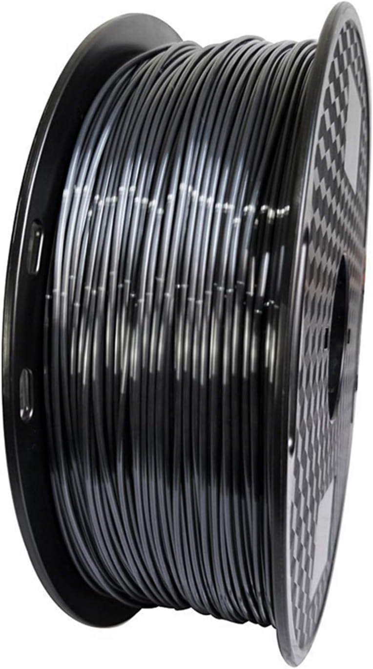 PLA 3D Sales results No. 1 Printer Silk Black Filament 250g safety 1Kg 1.75mm 500g Pri