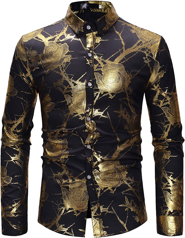 ZGNB Button Down Long Sleeve Men V Neck T Shirt Loose Fit Tops Blouses Casual Cotton Linen Tees Shirt Pocket