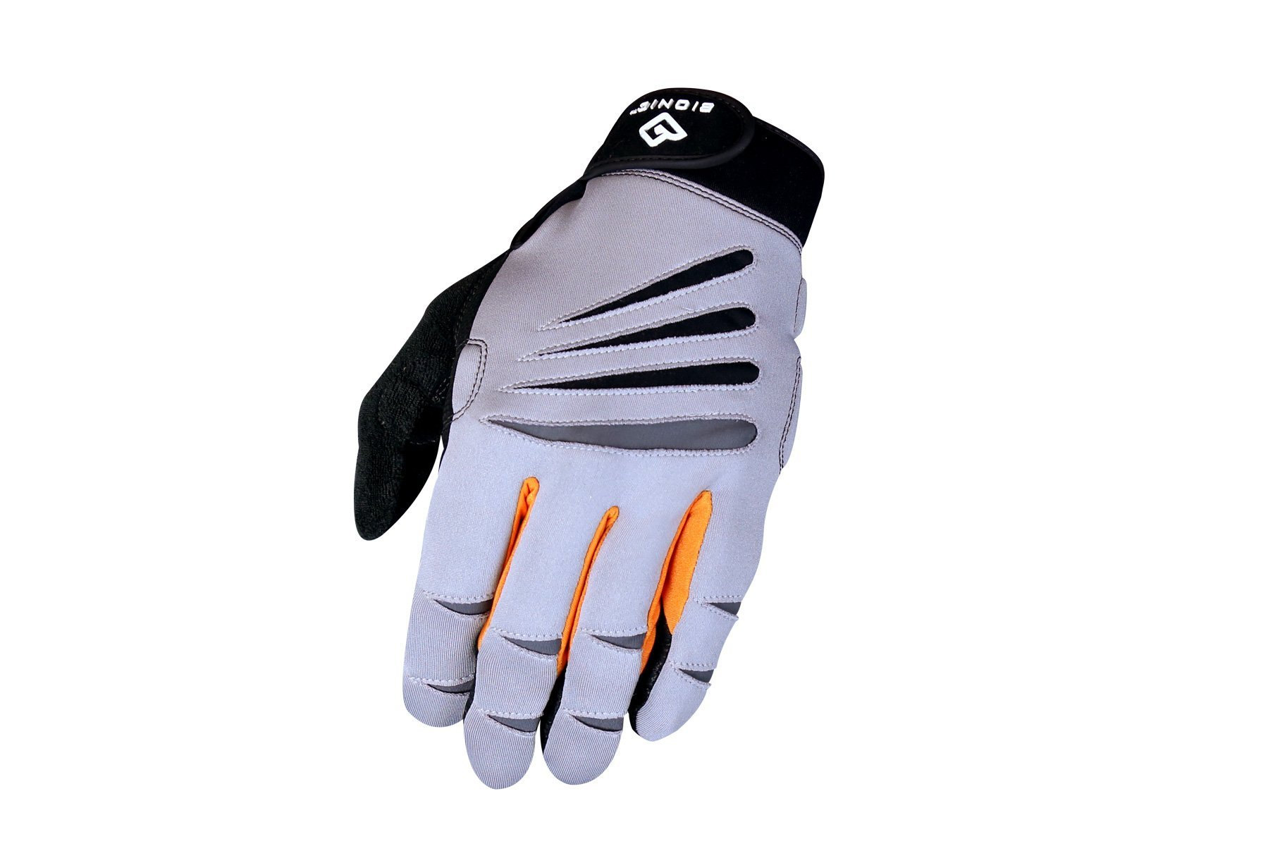 Bionic Cross Training Finger Gloves Orange