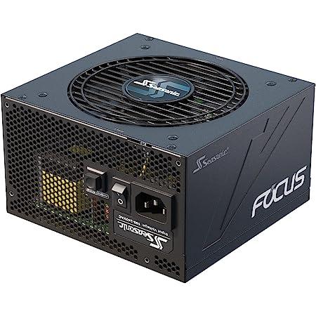 Seasonic FOCUS GX-850 Alimentation entièrement alimentée pour ordinateur 80PLUS Gold 850 Watt