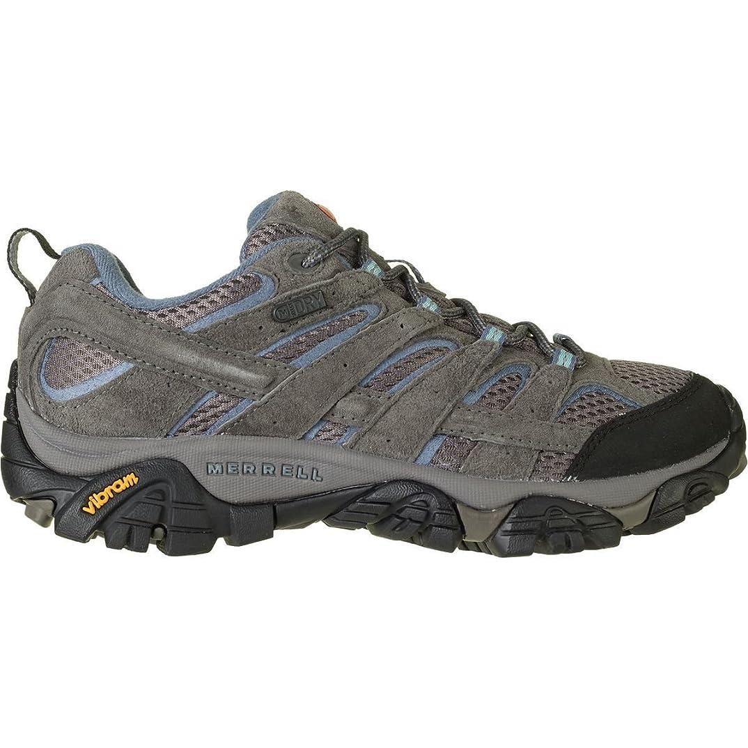 完璧若者国民メレル バッグ バックパック?リュックサック Moab 2 Waterproof Hiking Shoe - Women's Granite 139 [並行輸入品]