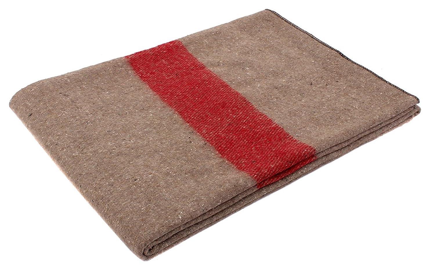 発火する木マイコンロスコ スイス軍 ウールブランケット レプリカ Rothco Swiss Style Wool Blanket 10238