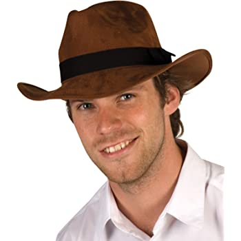 ADULT INDIANA JONES FANCY DRESS COSTUME PARTY WHIP HAT STAG MENS XMAS OUTFIT