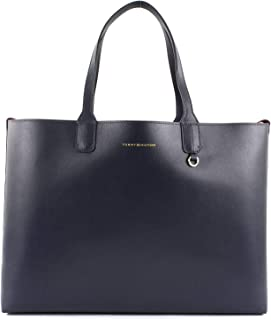 Tommy Hilfiger Iconic Turnlock Tote Womens Shopper Bag