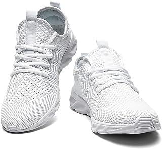 Herren Sneaker Laufschuhe Turnschuhe Sportschuhe Tennisschuhe Outdoor Running Straßenlaufschuhe Walkingschuhe Leichtgewich...