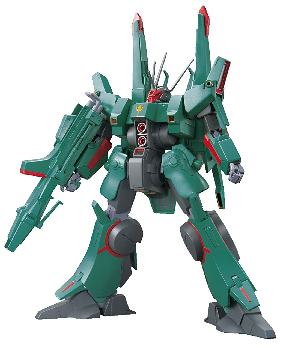 Bandai Hobby HGUC Doven Wolf (ZZ Version) Model Kit (1/144 Scale)