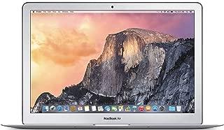 Apple MMGG2LL/A MacBook Air 13.3-Inch Laptop, Intel Core i5, 8GB RAM, 256GB SSD, Mac OS X 10.10 Yosemite (Renewed)