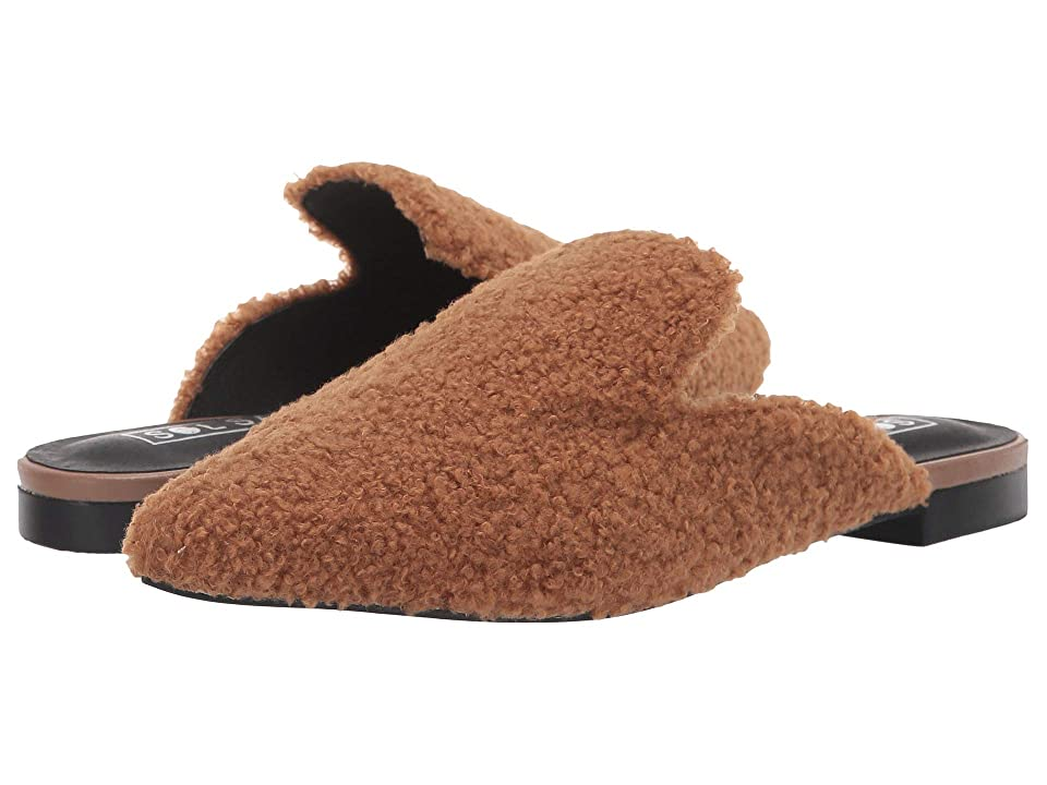 Sol Sana Willow Loafer (Tobacco Shearling) Women