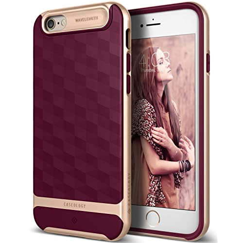 free shipping ca9f6 7e42e Iphone 6 Case Burgundy: Amazon.com