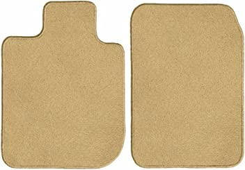 GGBAILEY Toyota Prius 2001 2003 Chocolate Brown Driver /& Passenger Floor Mats 2002
