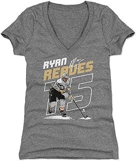 500 LEVEL Ryan Reaves Women's Shirt - Vegas Hockey Shirt for Women - Ryan Reaves Outline