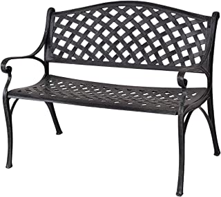 Best 40 inch outdoor bench Reviews