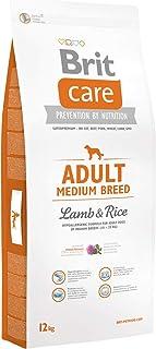 BRIT Care Croquette Moyennes Races Agneau/Riz pour Chien Adulte 12 kg