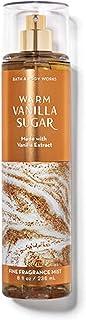 Bath & Body Works Warm Vanilla Sugar Fine Fragrance Mist for Women, 8 oz
