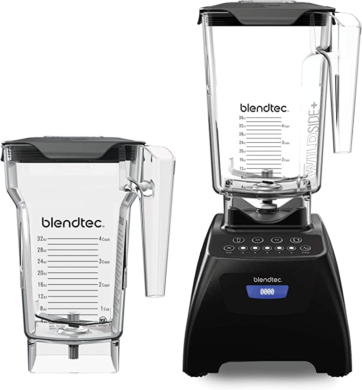 Blendtec C575A2301A AMAZON Classic 575 Countertop Blender WildSide Black