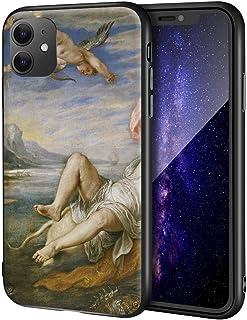 Berkin Arts Peter Paul Rubens para el Caso del iPhone 11/Estuche para teléfono móvil de Bellas Artes/Impresión Giclee UV en la Cubierta del teléfono móvil(Perseo Y Andromeda)